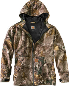 9559e6059d7ba Carhartt Men's Camo Force Equator Jacket