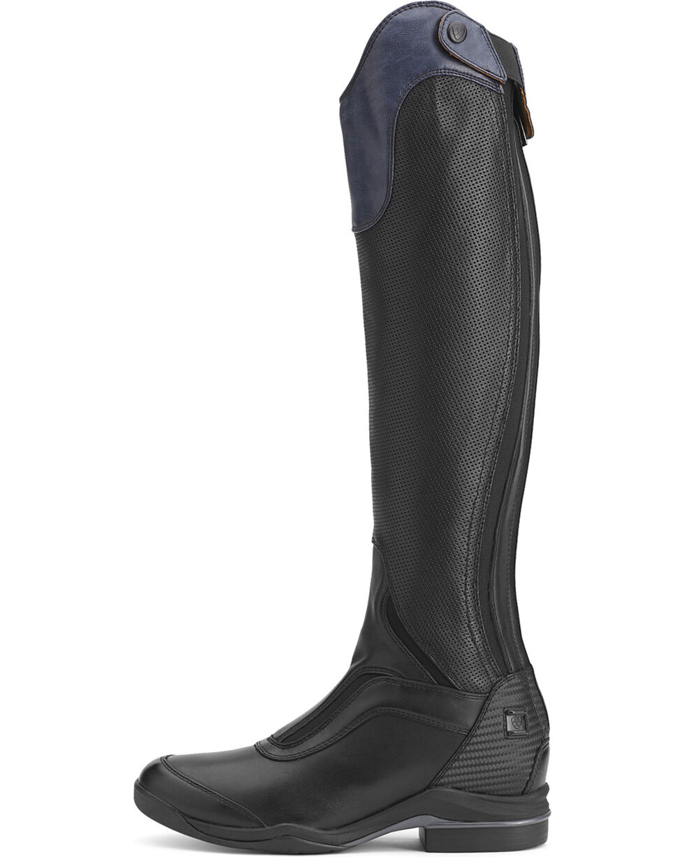 Ariat Women's V Sport Riding Boots, Black, hi-res
