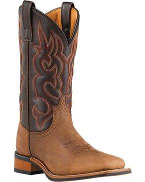 Laredo Men's Lodi Stockman Boots, Taupe, hi-res