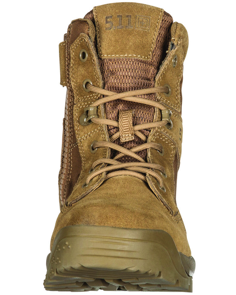 "5.11 Tactical Men's A.T.A.C 2.0.6"" Desert  Boots, Dark Coyote, hi-res"