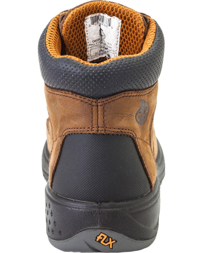 Georgia Men's Composite Toe FLXpoint Work Boots, Brown, hi-res