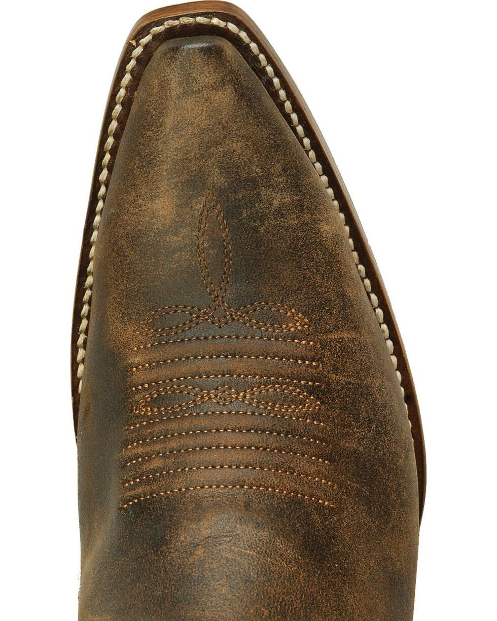 Corral Women's Distressed Snip Toe Western Boots, Distressed, hi-res