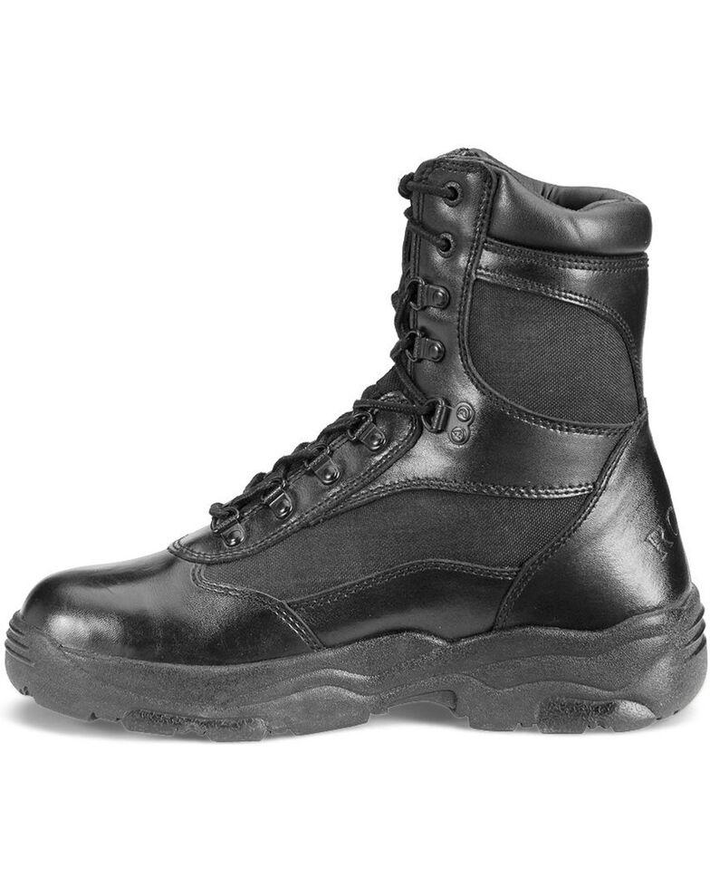 Rocky Men's Fort Hood Duty Boots, Black, hi-res