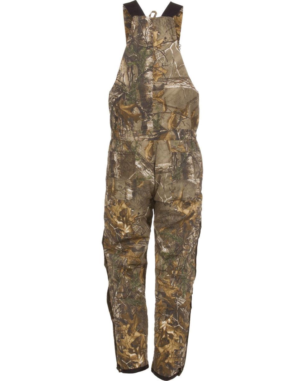 Berne Realtree Camo Coldfront Bib Overalls, Camouflage, hi-res