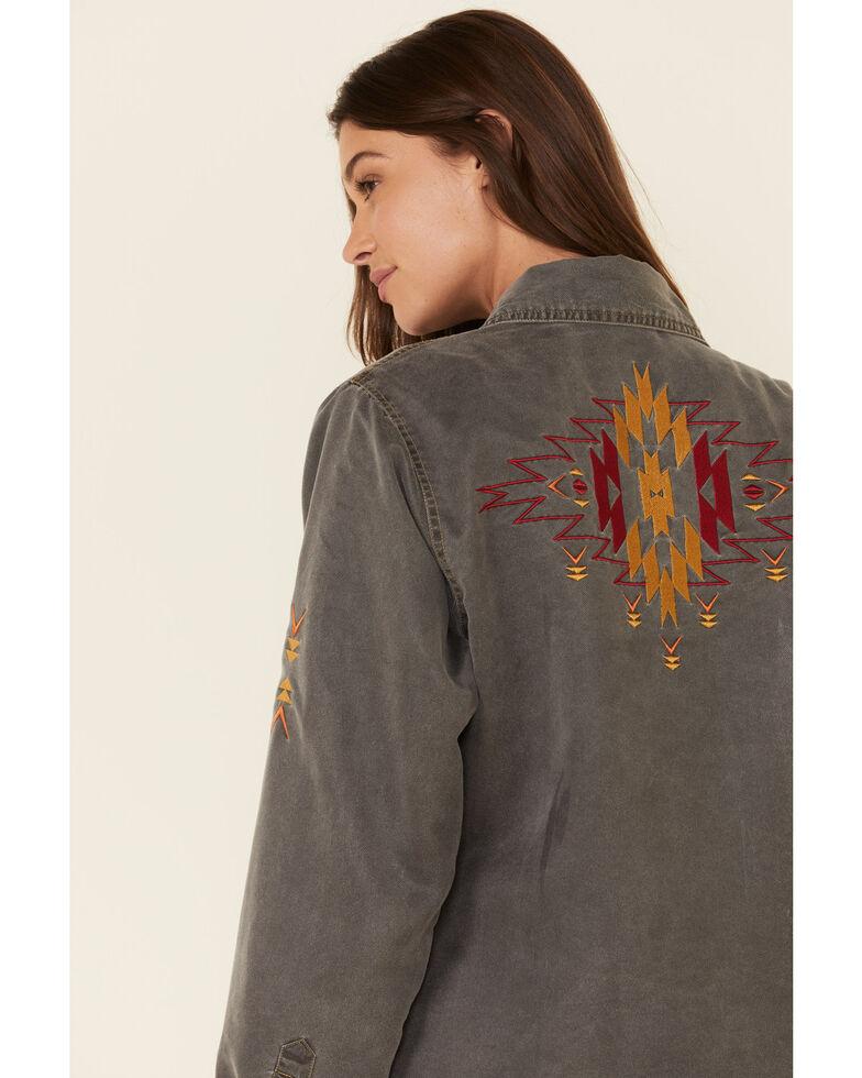 Outback Trading Co. Women's Ash Lightweight Shirt Jacket , Black, hi-res