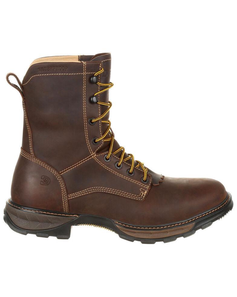 944f9492969 Durango Men's Maverick Waterproof Lacer Work Boots - Round Toe