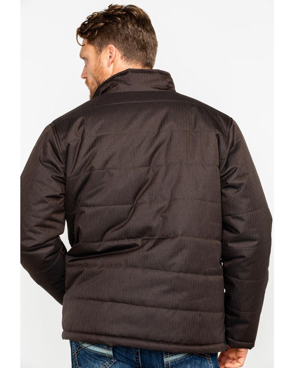 Cody James Men's Summit Heavy Coat , Brown, hi-res