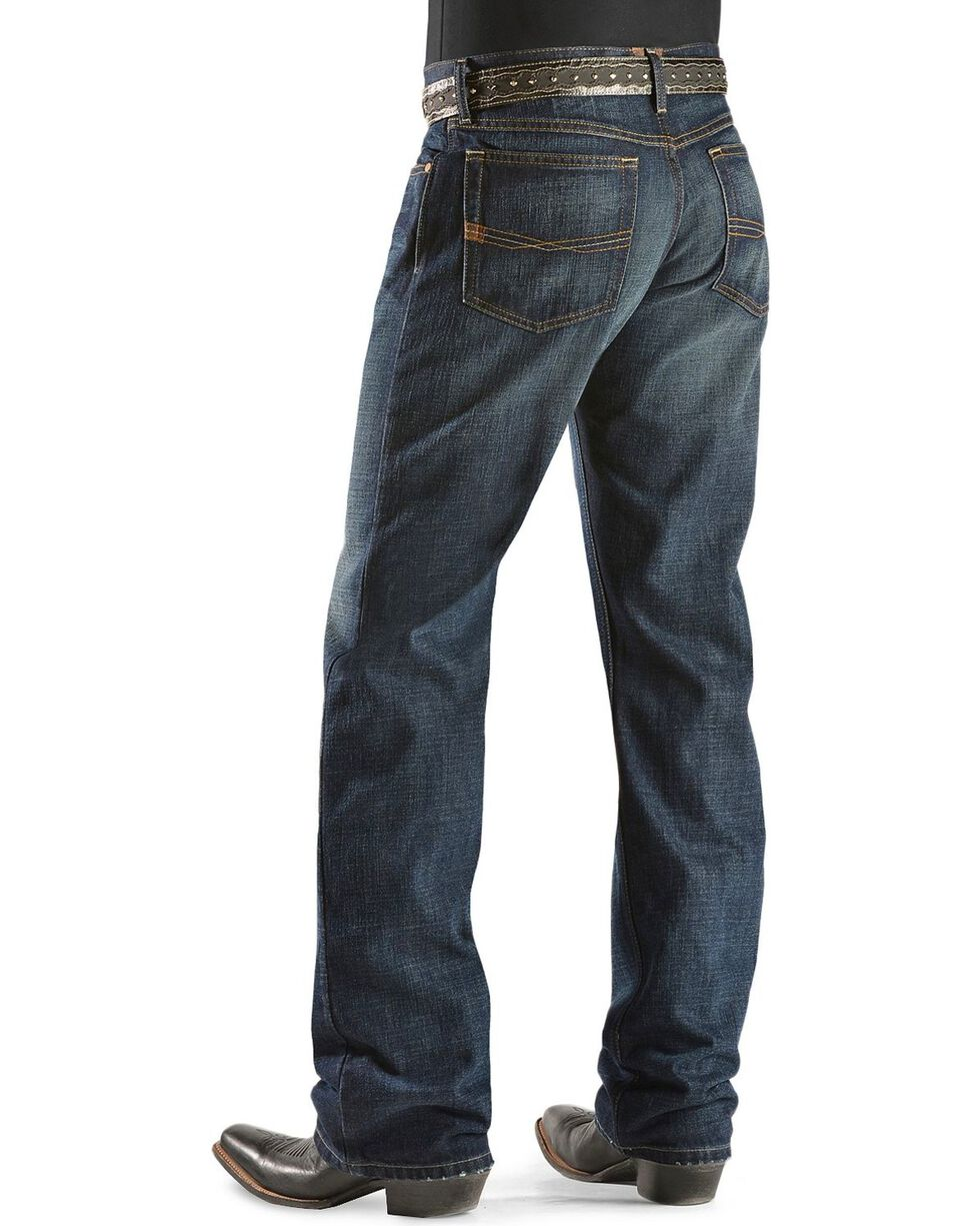 Ariat Men's M4 Roadhouse Boot Cut Jeans, Dark Stone, hi-res