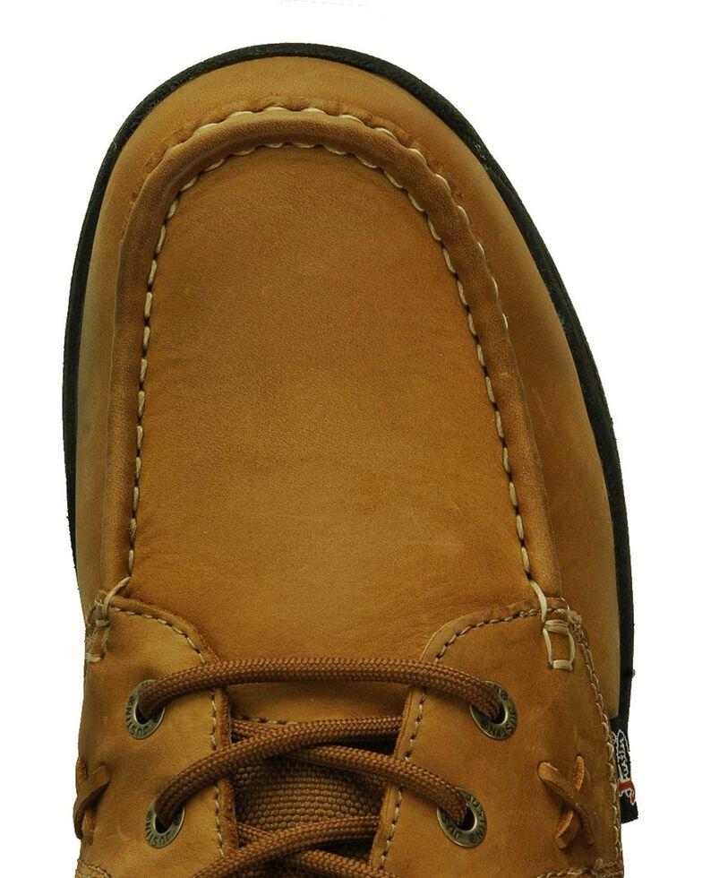 Justin Men's Latigo Chukka Western Boots, Tan, hi-res
