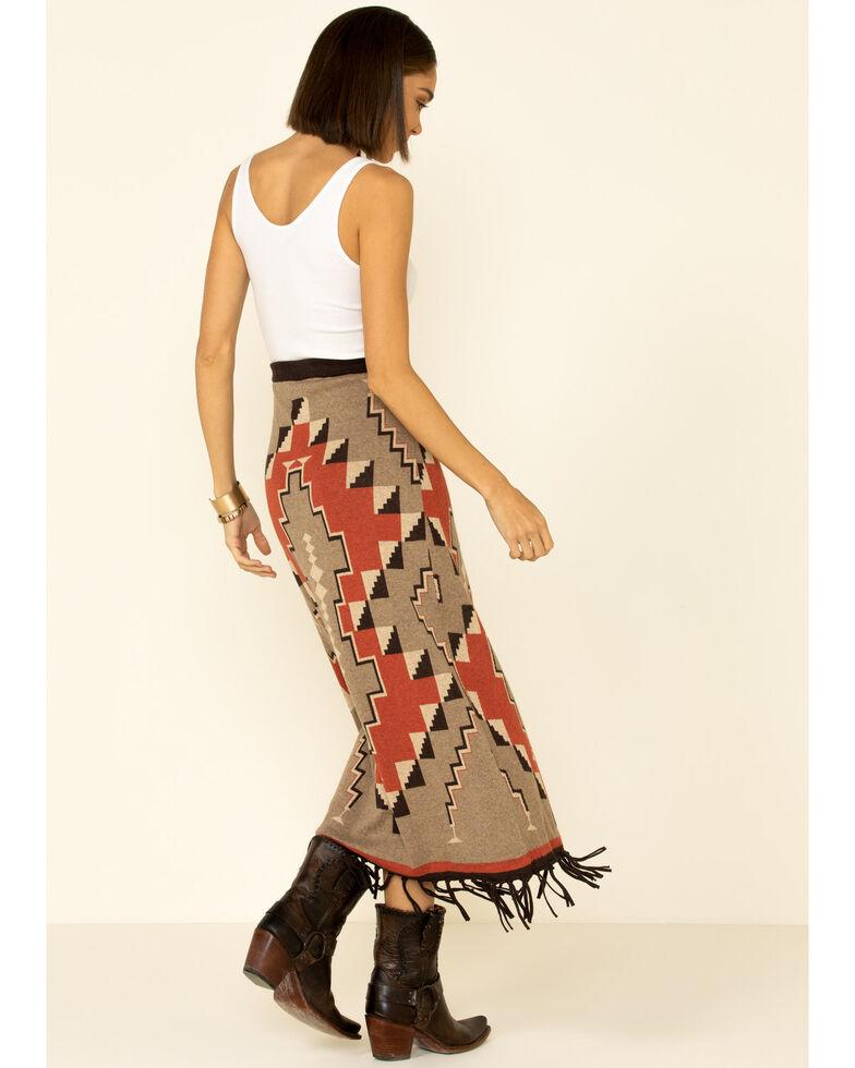 Tasha Polizzi Women's Chili Village Skirt , Chilli, hi-res