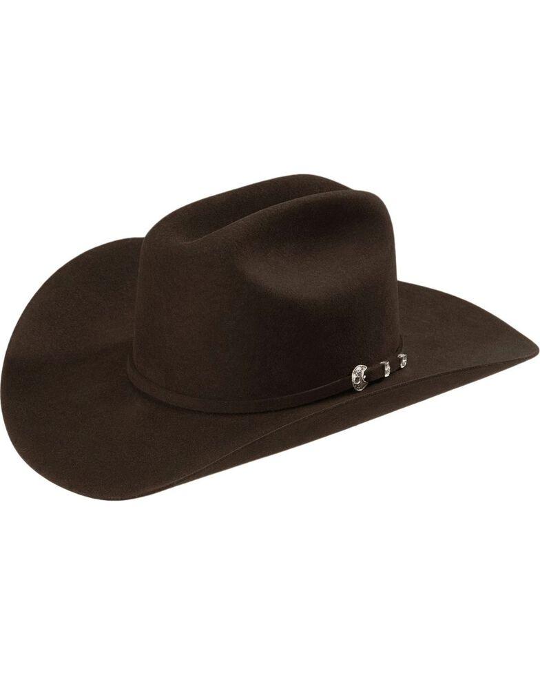 6aa4cc359 Stetson 4X Corral Wool Felt Cowboy Hat