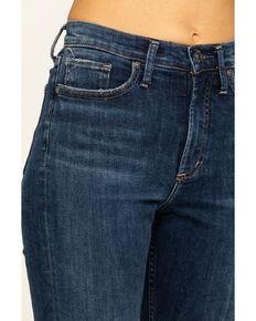 Silver Women's Calley Straight Dark Jeans, Indigo, hi-res