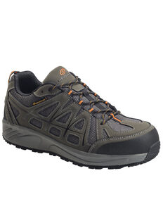 Nautilus Men's Surge Athletic Work Shoes - Composite Toe, Grey, hi-res
