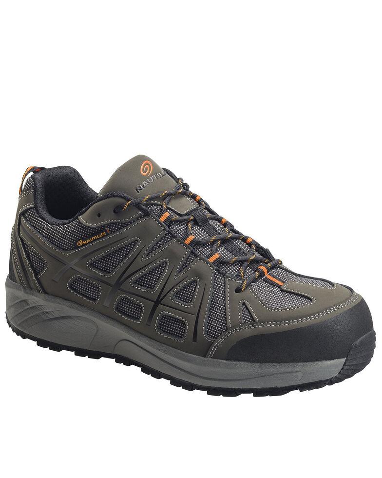 Nautilus Men's Surge Athletic Work Shoes - Composite Toe, Grey, hi-res