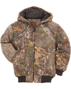 23839aa278732 Berne Women's Camo Snow Drift Coat, Camouflage · Berne Boys Youth Realtree  Camo Spike Jacket, Camouflage, hi-res