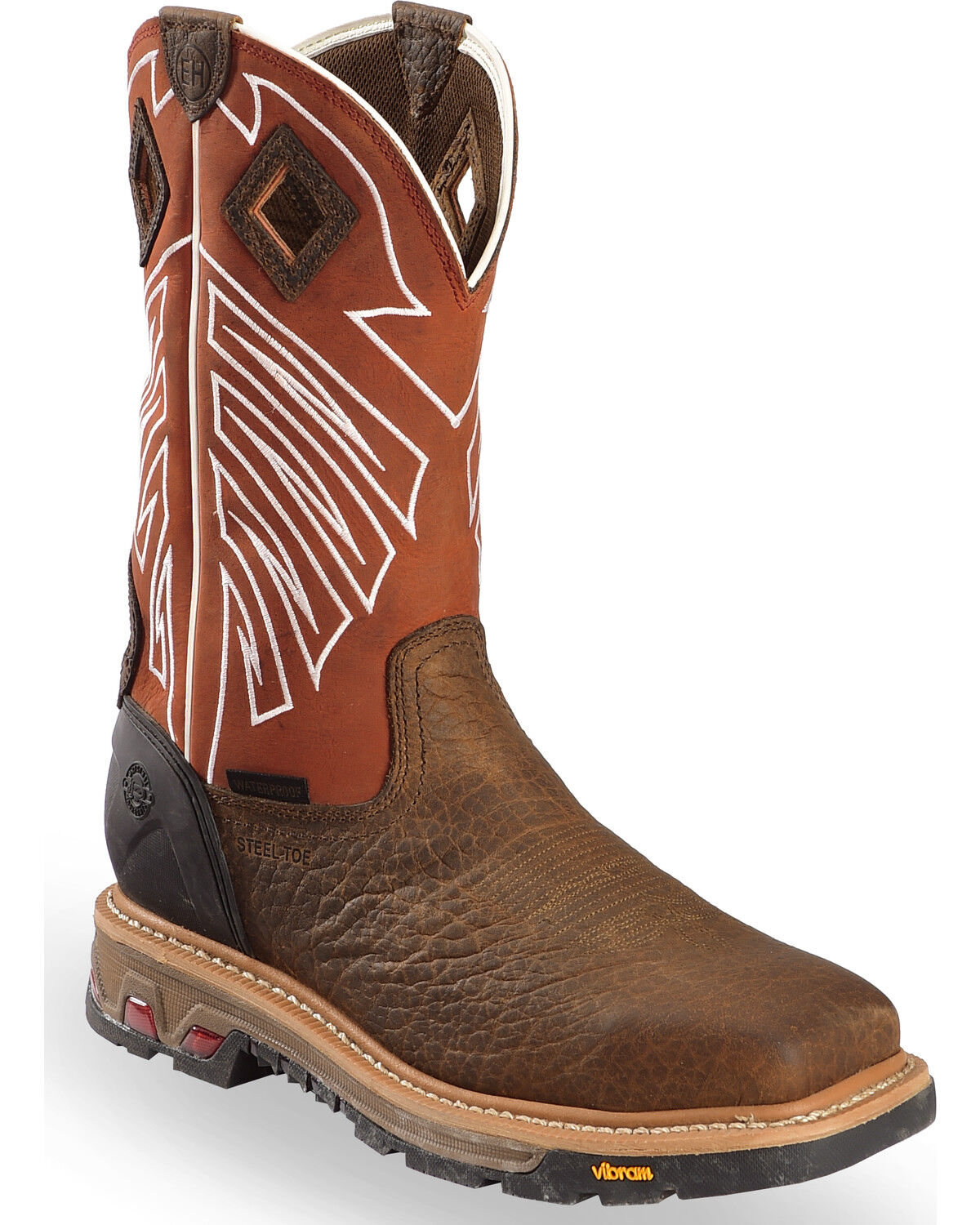 Justin Work Boots - Boot Barn