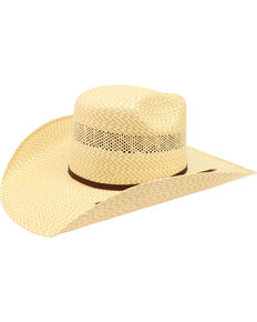 1cebd0c910755 Ariat Men s 20X Twister Americana Straw Hat