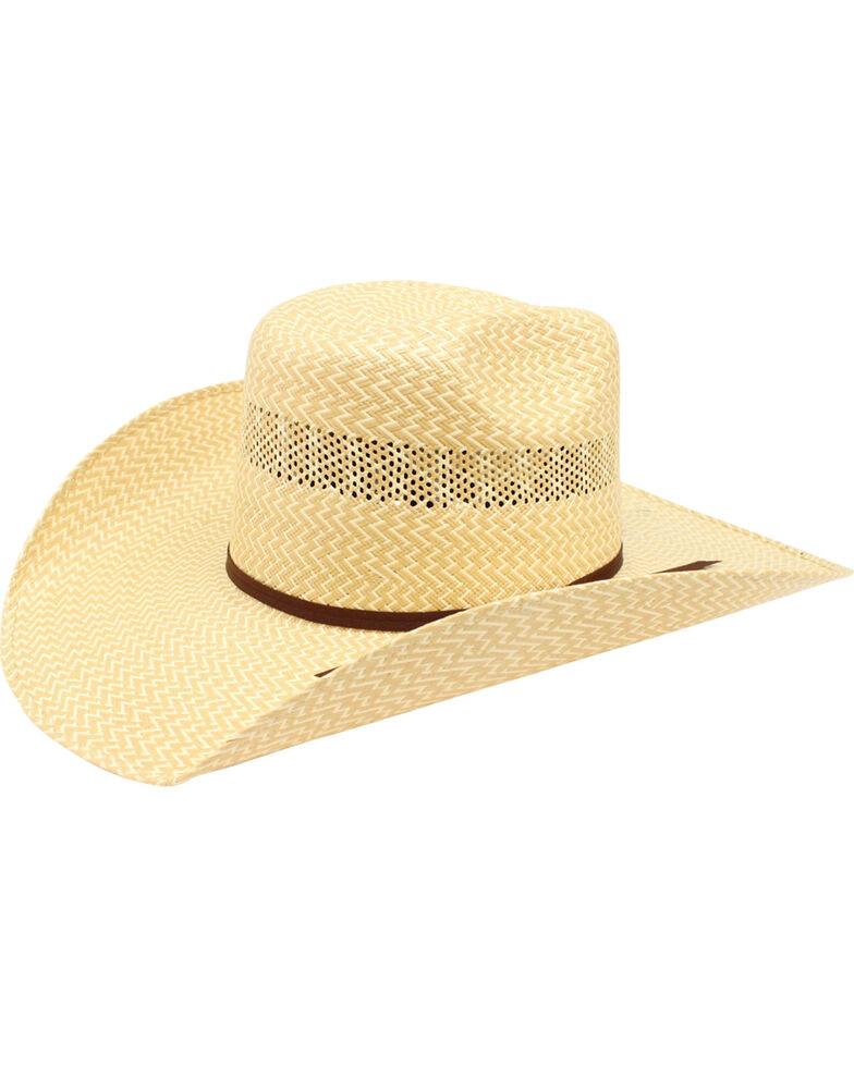b583f61fa42 Ariat Men s 20X Twister Americana Straw Hat