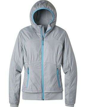Mountain Khakis Women's Alpha Hooded Jacket, Grey, hi-res
