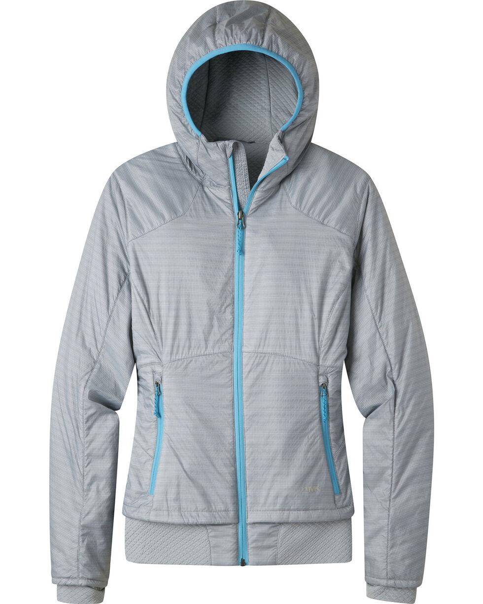 Mountain Khakis Women's Alpha Hooded Jacket, Grey, hi-res