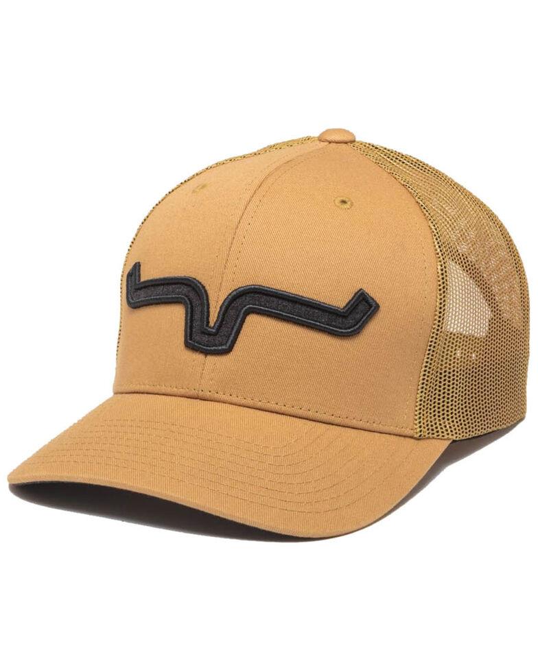 Kimes Ranch Dark Gold Bonneville Flats Mesh Trucker Cap , Gold, hi-res