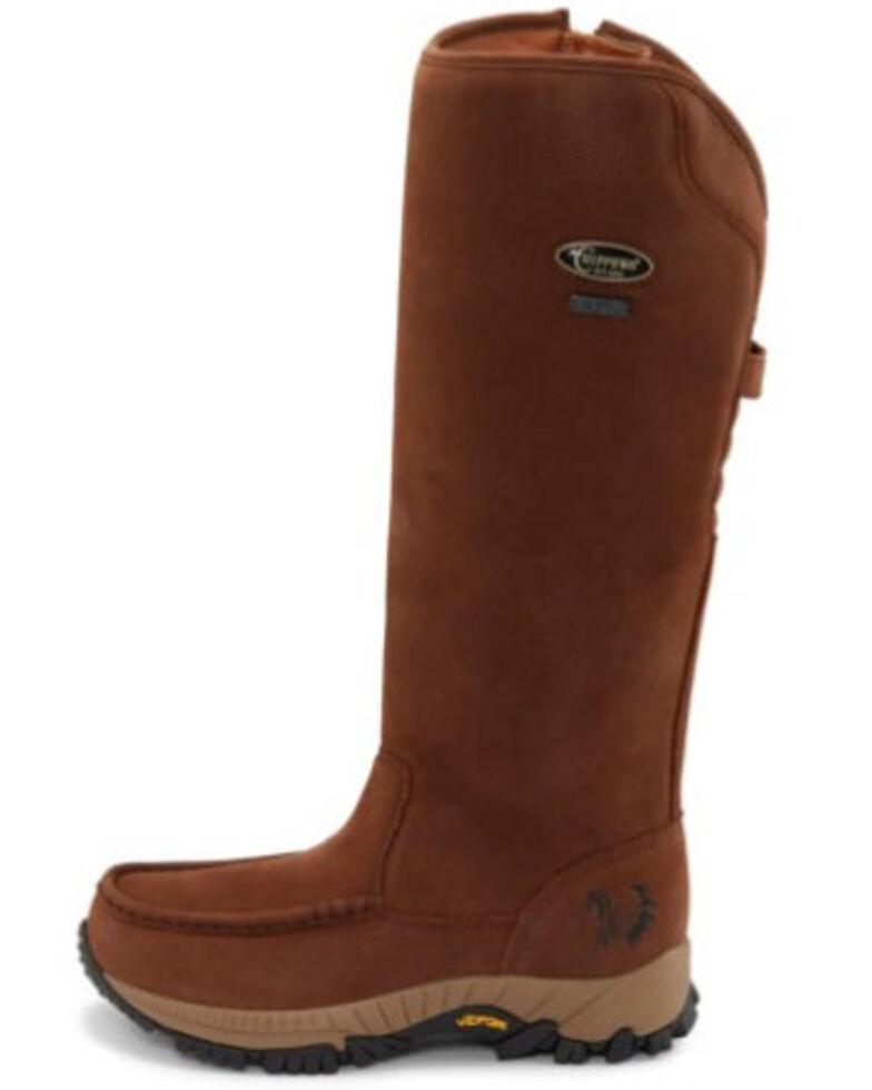 Chippewa Women's Searcher II Waterproof Snake Boots - Soft Toe, Brown, hi-res
