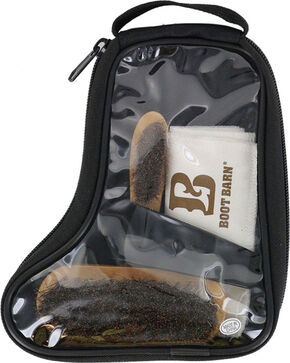 Boot Barn Travel Boot Care Kit, No Color, hi-res