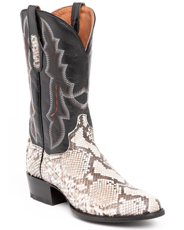 Men's Snake Skin Boots - Boot Barn