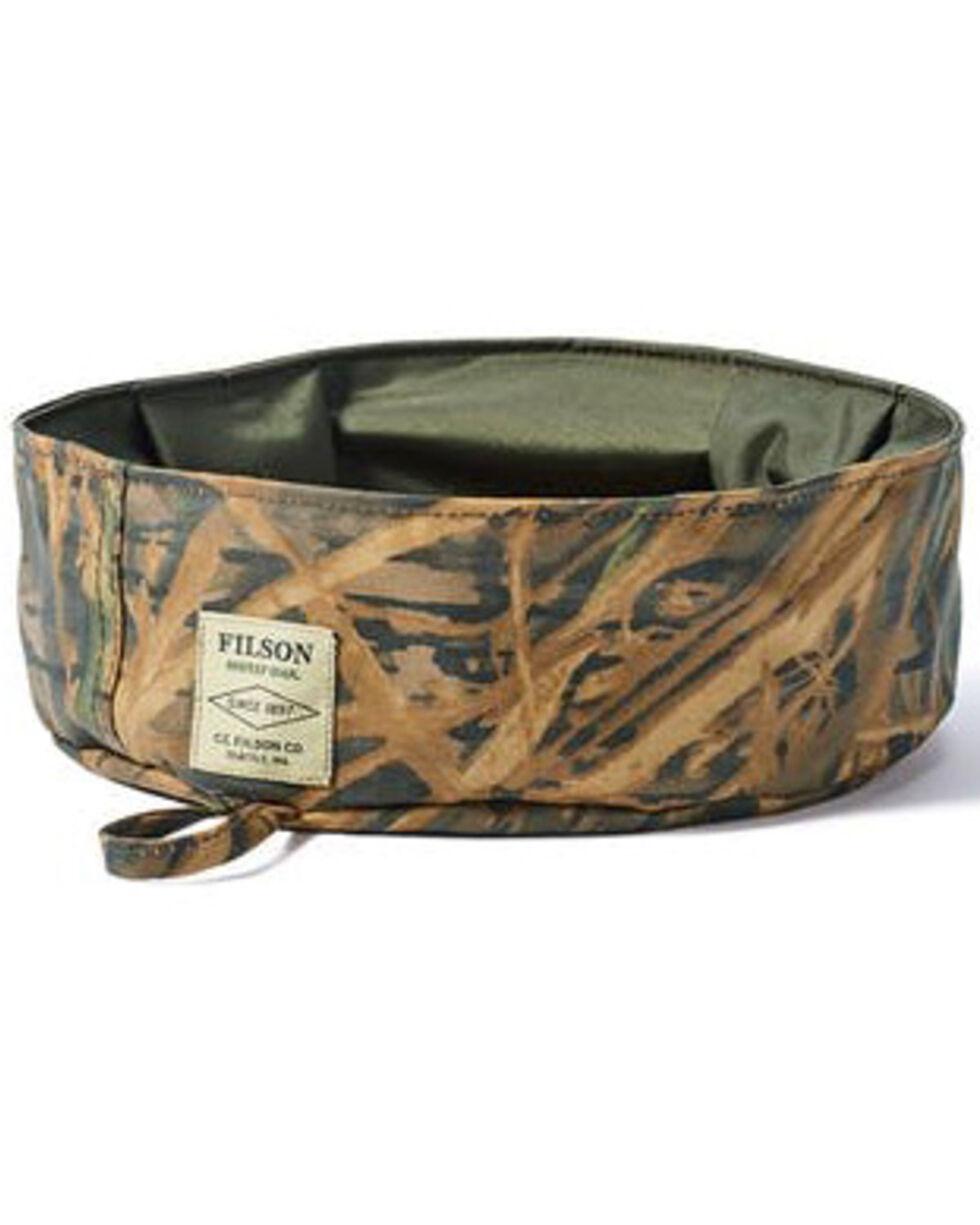 Filson Mossy Oak Print Short Dog Bowl , Camouflage, hi-res