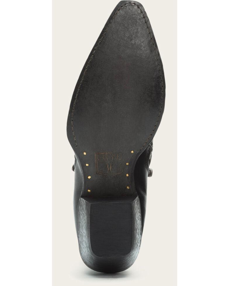 85f7e3aa5bab4 Zoomed Image Frye Women's Sacha Moto Shooties - Pointed Toe , Black, hi-res