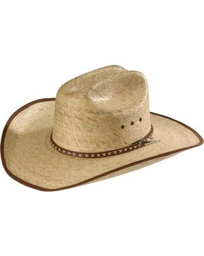 Resistol Men's Classic Mexican Palm Hat, Natural, hi-res