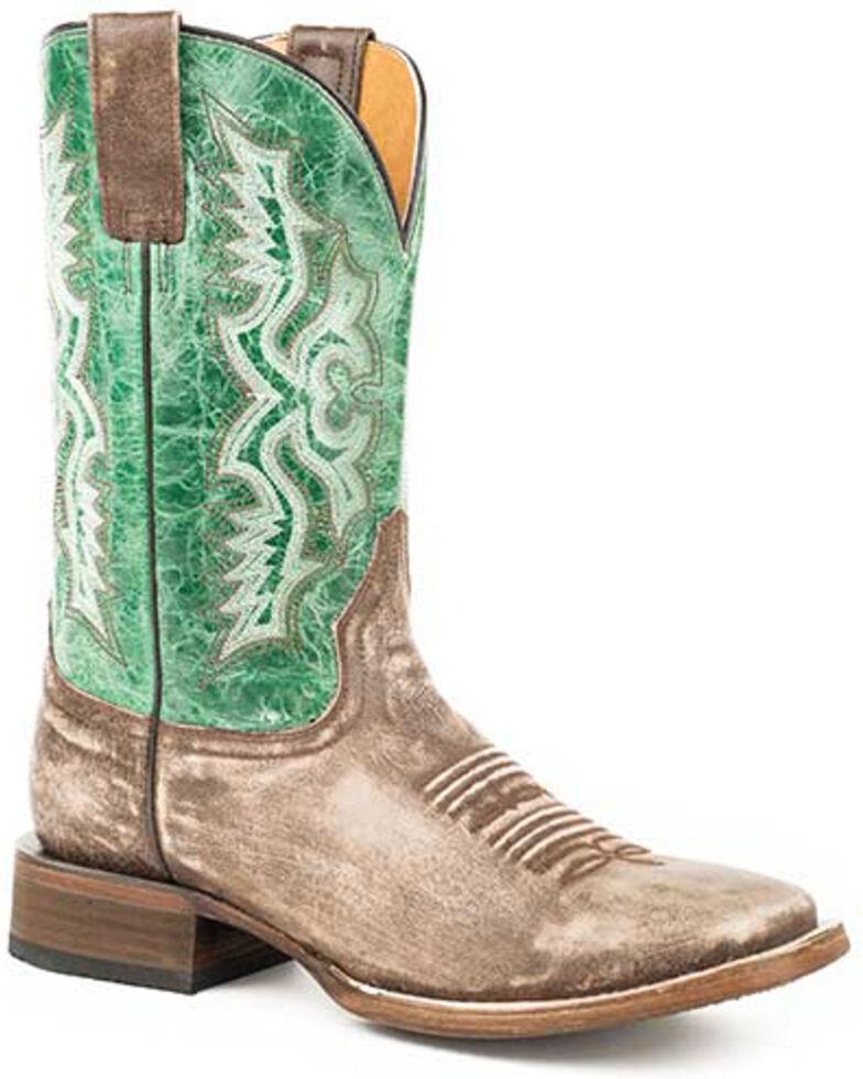Roper Men's Ace Western Boots - Square Toe, , hi-res