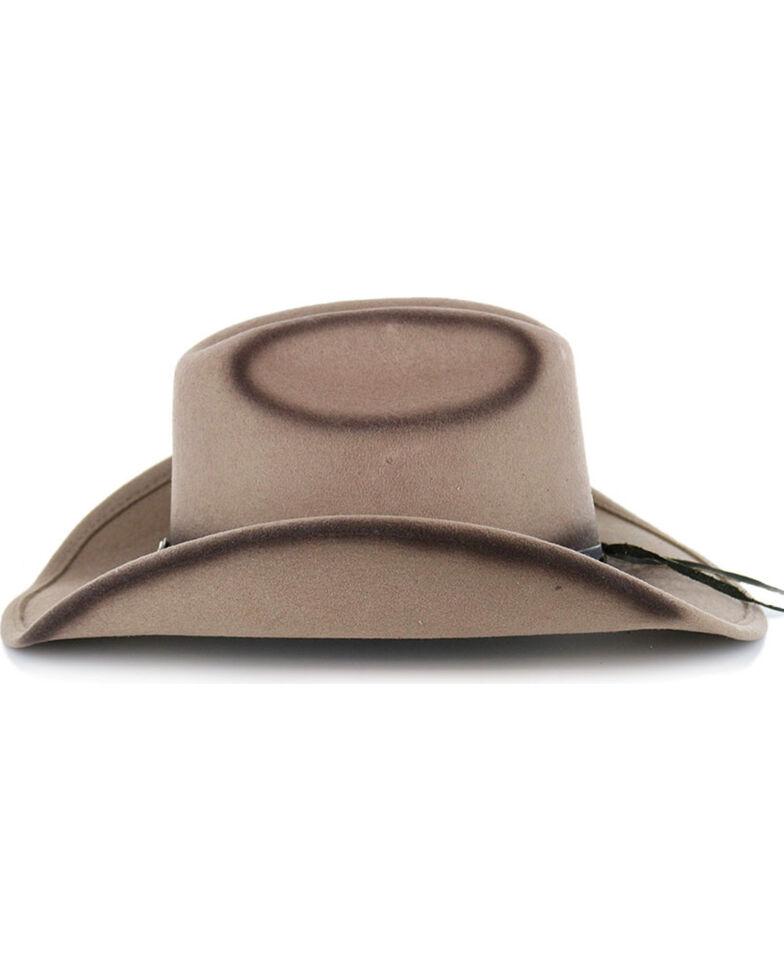 Cody James Boys' Yearling Wool Hat, Tan, hi-res