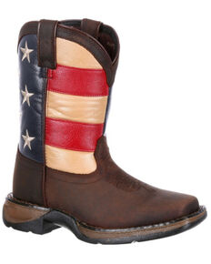 064e79318d3 Kids' Patriotic Boots - Boot Barn