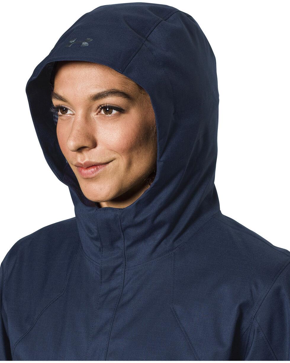 Under Armour Women's Coldgear Infrared Sienna 3-in-1 Jacket , Navy, hi-res