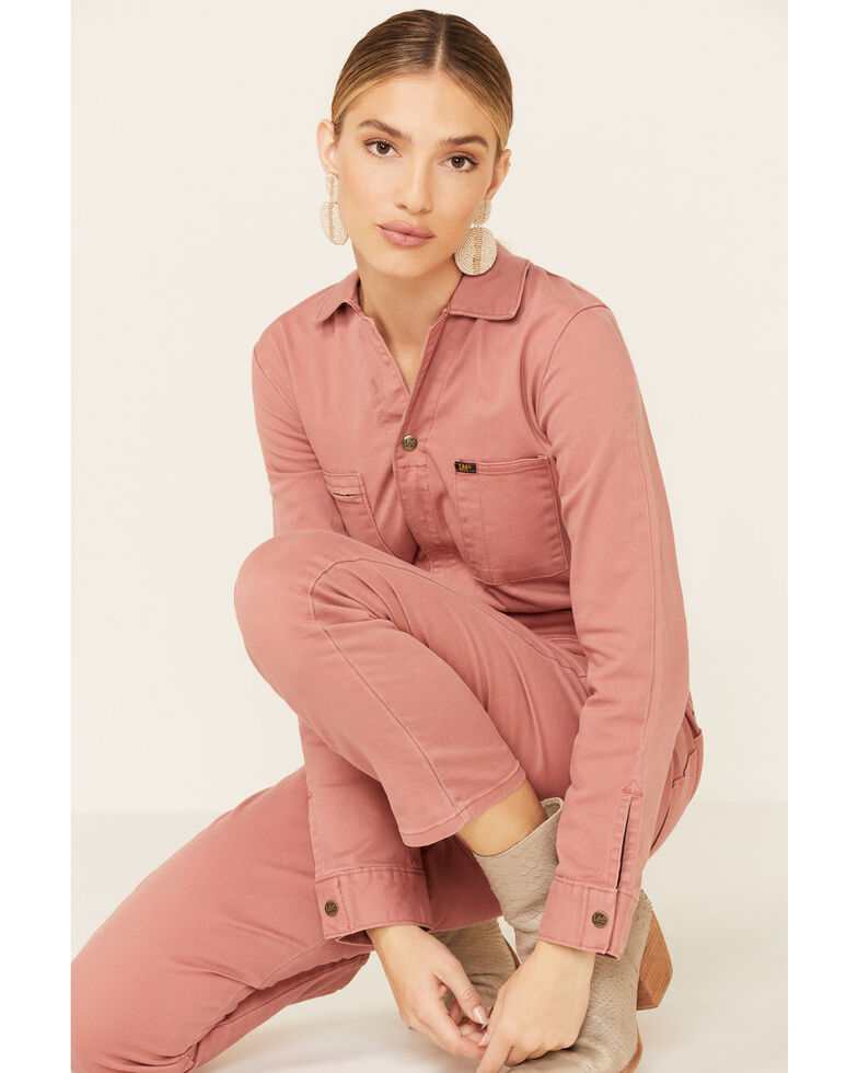 Lee Women's Canyon Rose Unionall, Rose, hi-res