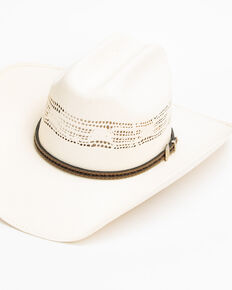 e9f381a8 Cody James Men's 20X Low Cattleman Pro Rodeo Straw Hat