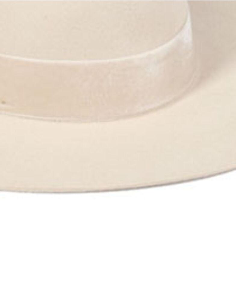 Lack Of Color Women's Beige Benson Tri Western Wool Felt Hat , Beige/khaki, hi-res