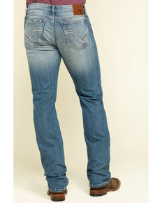 Wrangler 20X Men's No. 44 Fort Stockton Slim Straight Jeans , Blue, hi-res
