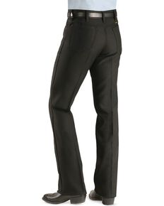 Wrangler Wrancher Dress Jeans - Big, Black, hi-res
