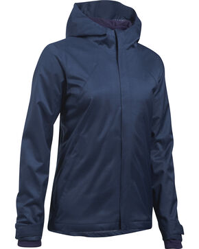 Under Armour Women's Coldgear Infrared Sienna 3-in-1 Jacket , Navy, hi-res