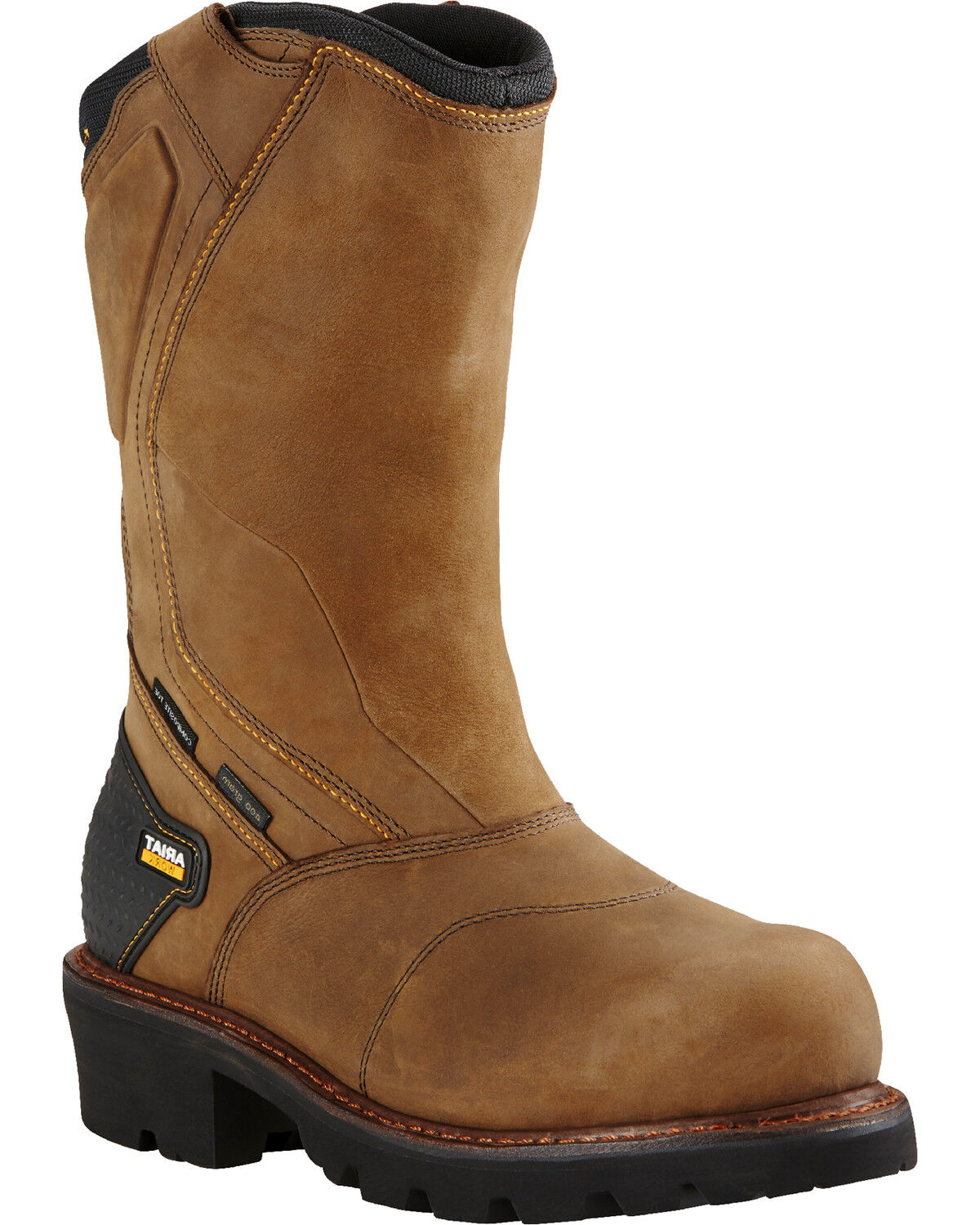 Men's Insulated Work Boots - Boot Barn