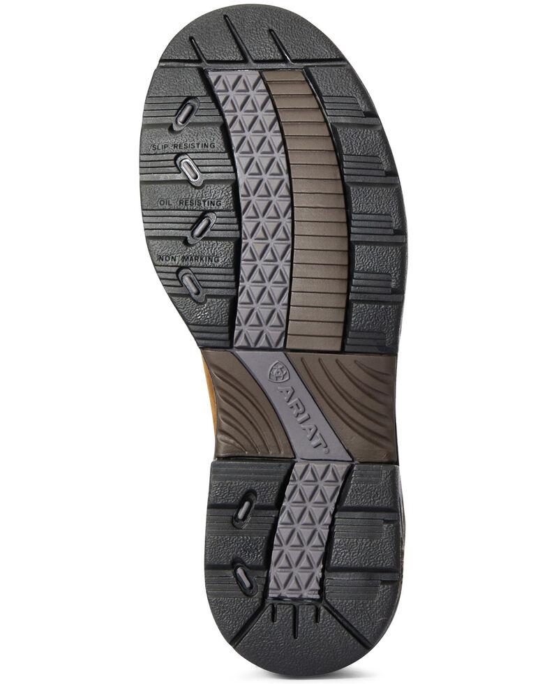 Ariat Women's Brown Casey Work Boots - Composite Toe, Brown, hi-res
