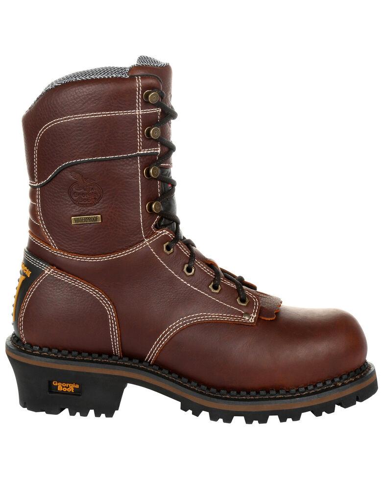 89fd69e353eb Georgia Boot Men s Amp LT Insulated Waterproof Work Boots - Composite Toe