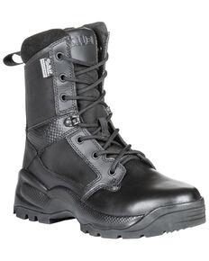 """5.11 Tactical Men's A.T.A.C 2.0.8"""" Storm Boots , Black, hi-res"""