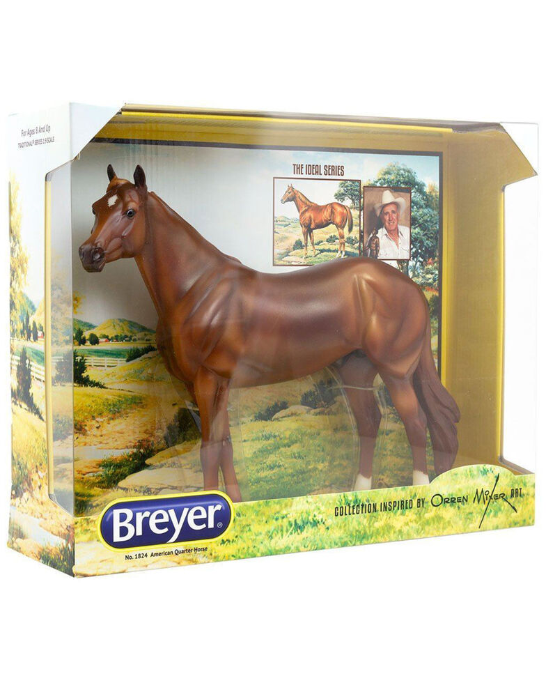 Breyer Orren Mixer Quarter Horse, No Color, hi-res