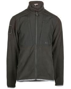 5.11 Tactical Men's Apollo Tech Fleece Work Jacket , Black, hi-res