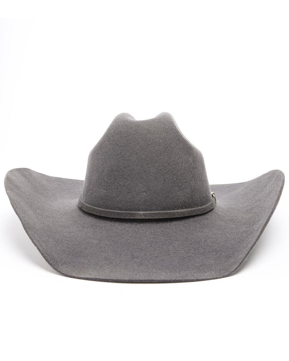 Cody James Boys' Big Horn Cowboy Hat, Grey, hi-res