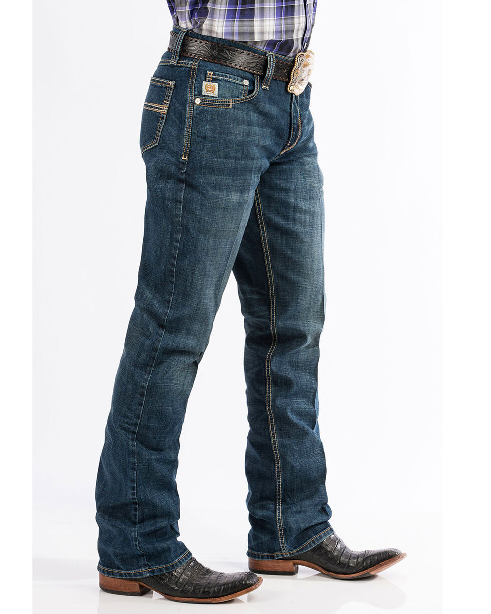 Cinch Men's Carter 2.0 Performance Relaxed Fit Jeans, , hi-res