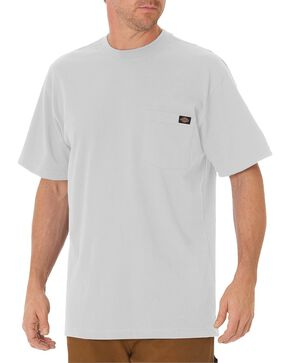 Dickies Men's Heavy Weight Short Sleeve Tee, Grey, hi-res
